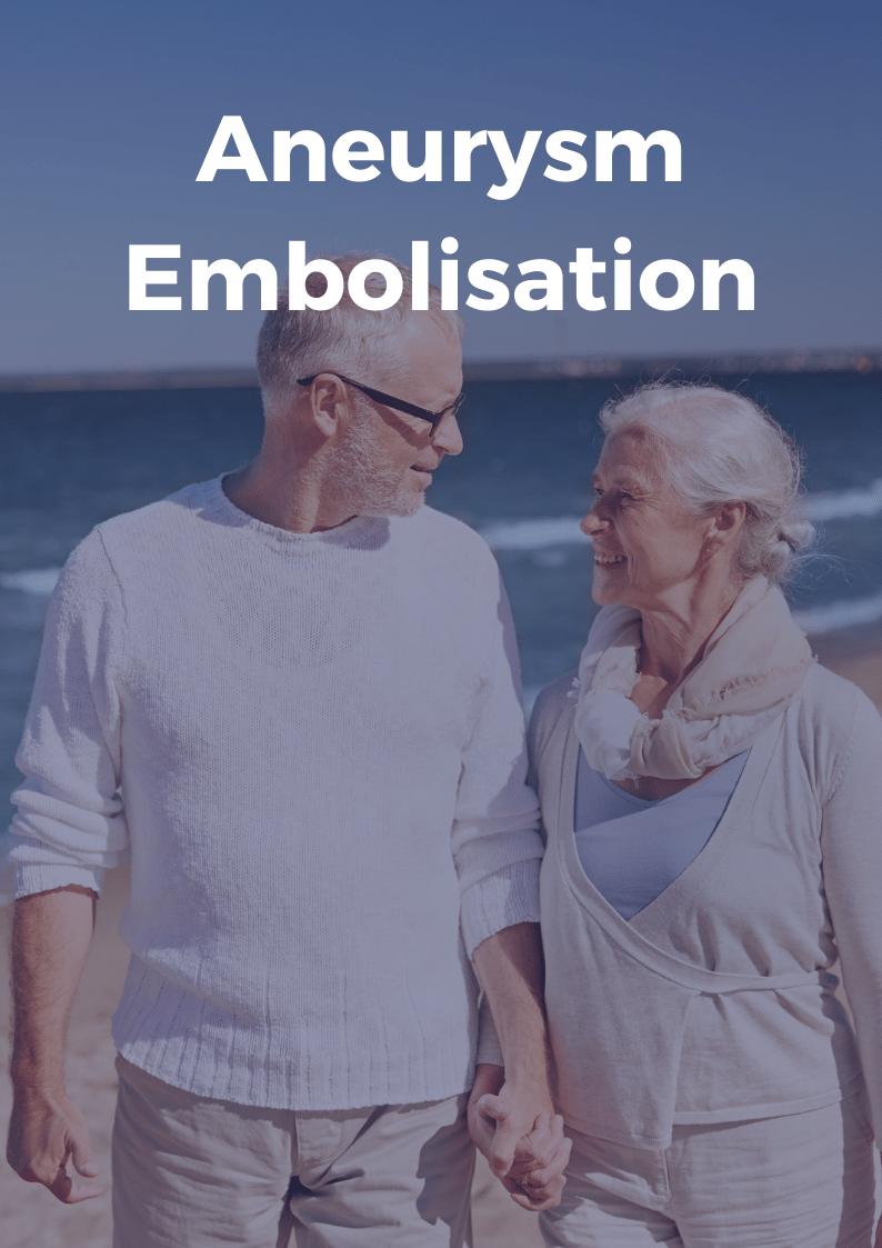 Aneurysm embolisation