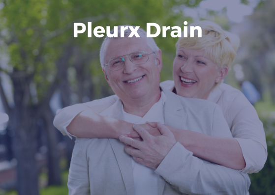Pleurx drain