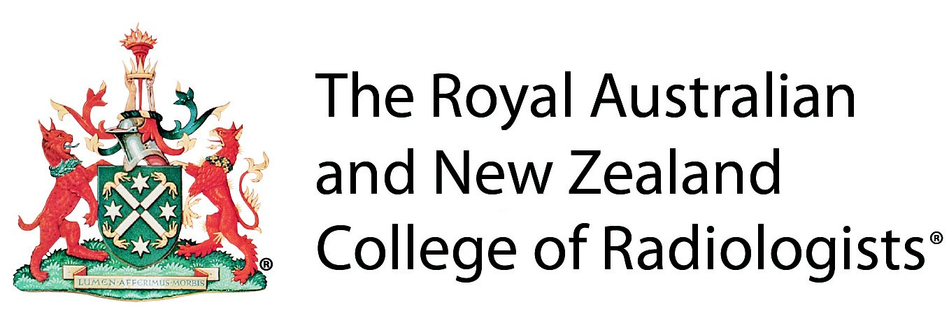 Royal Australian and New Zealand College of Radiologist logo